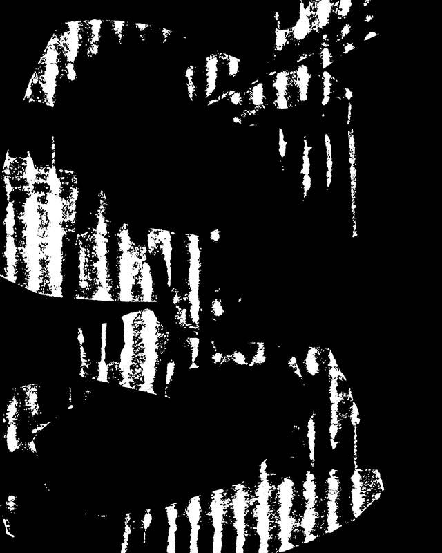Sabien Imming-Serie Typografische Ode aan de Ziel G no.2