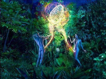 David LaChapelle Adam and Eve