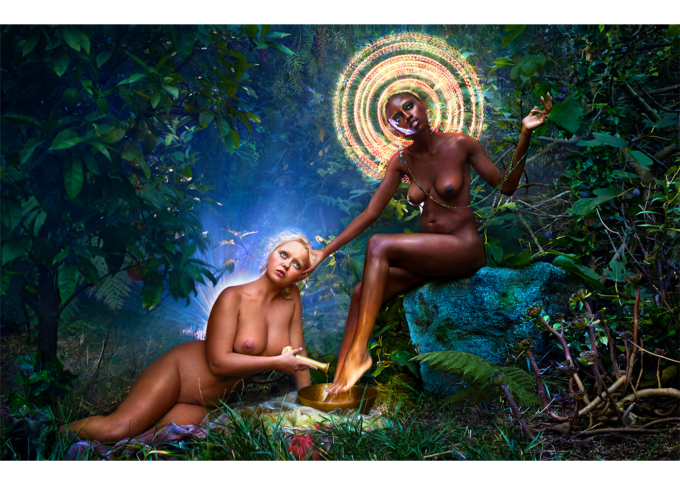 David LaChapelle We Forgave Deeply