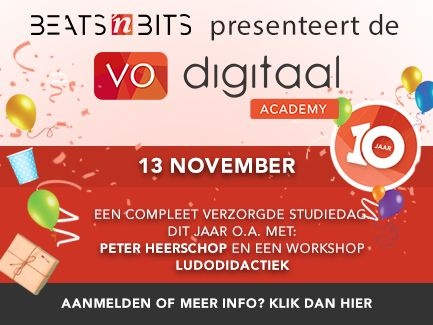 VO-Digitaal Academy - 2018